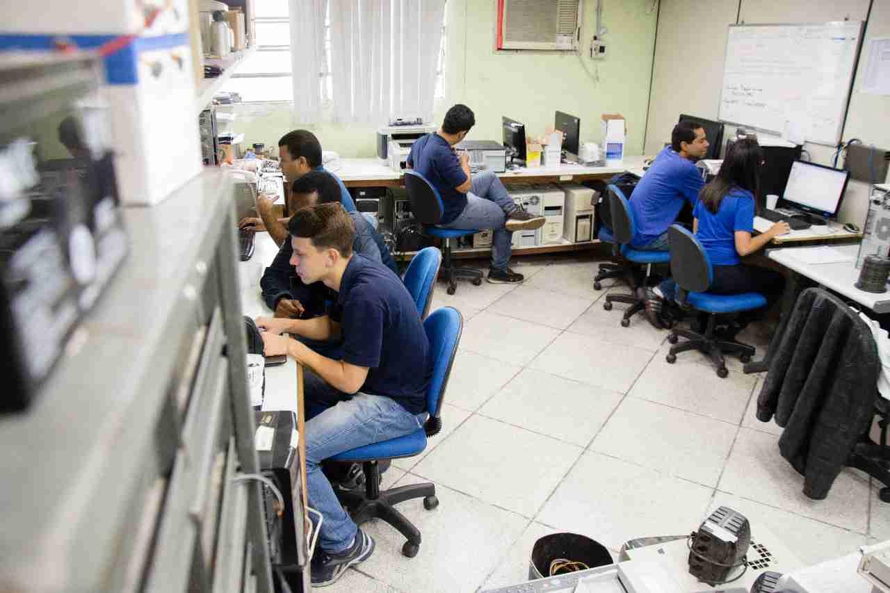Suporte Técnico de Tecnologia da Informação e Comunicação