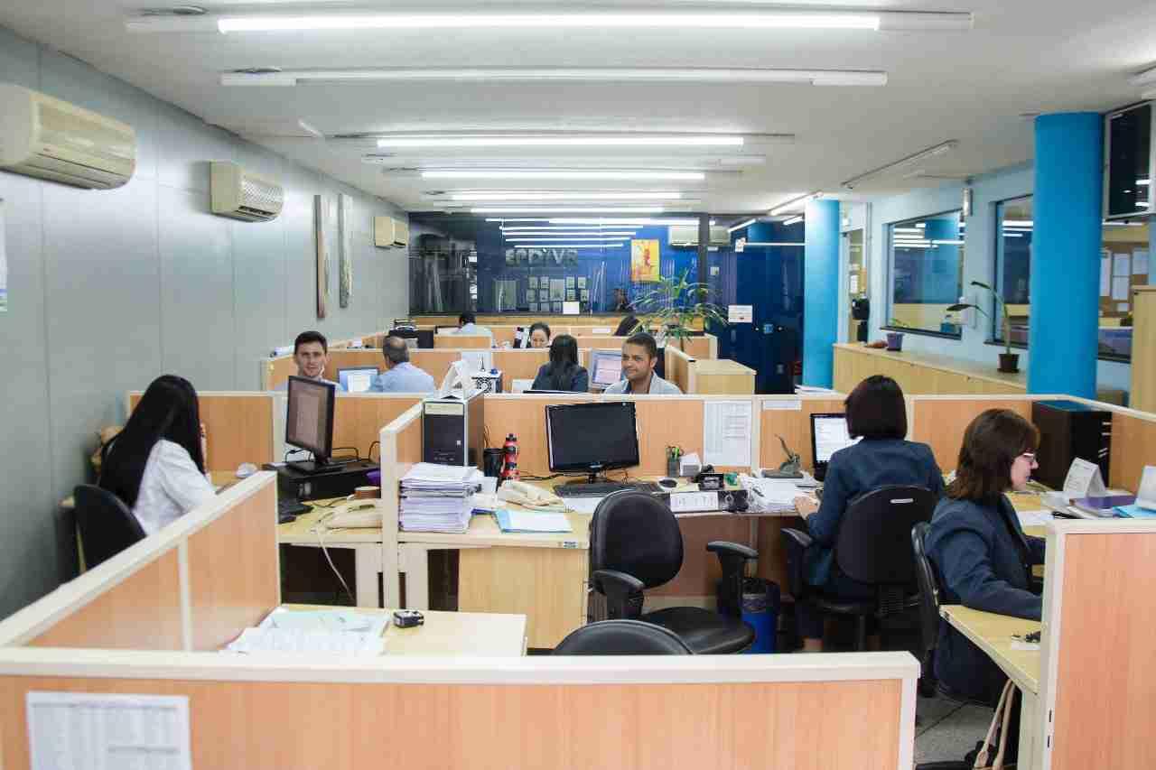 Departamento Administrativo e Financeiro EPDVR
